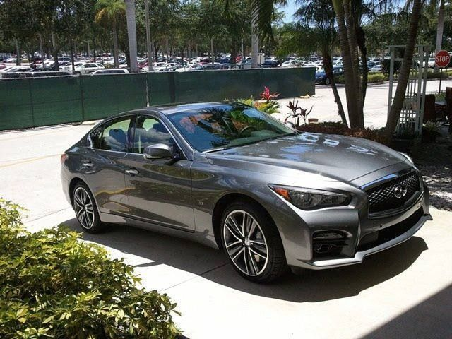 Infiniti Q50 = AWESOME