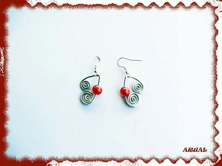 AretesAlambrismo, Jewelry, Accessories, Earrings