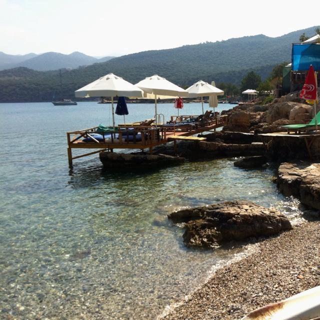 Bilal's Beach / Kash-Turkiye