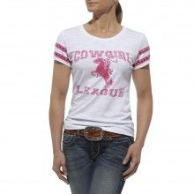 Ariat Western Shirt Women's  Cowgirl League
