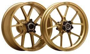 Marchesini M10RS Kompe 10 Spoke forged Aluminum Wheel set