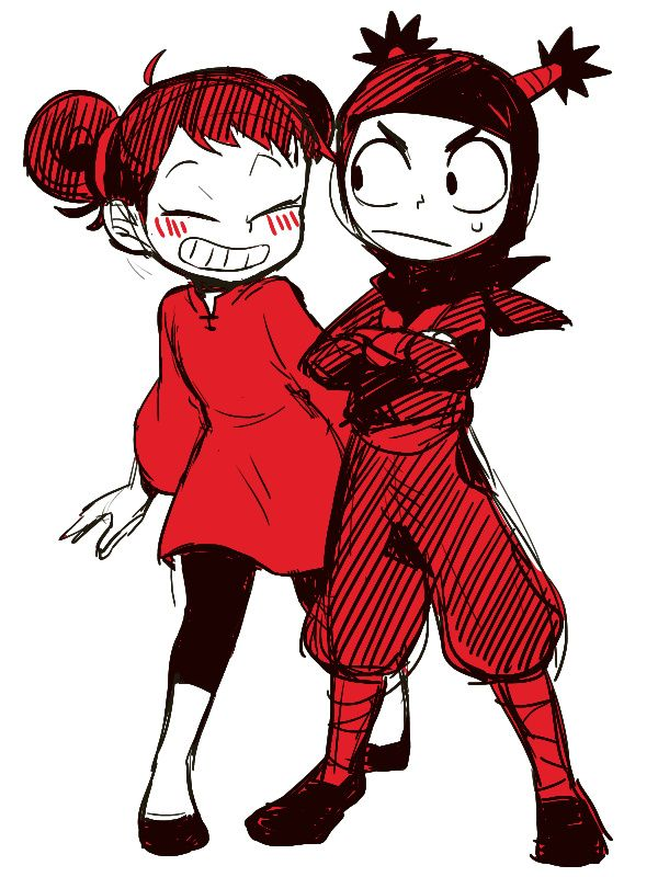 PUCCA by hakurinn0215 on DeviantArt