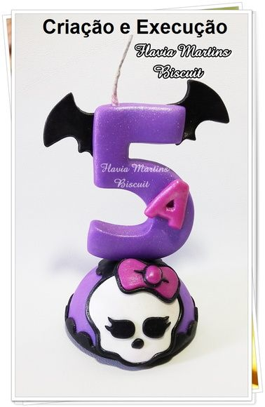 VELA MONSTER HIGH