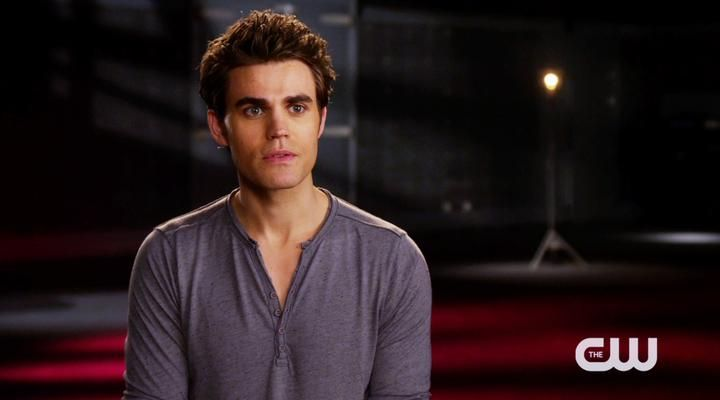 The Vampire Diaries Video - Paul Wesley Interview | Watch Online Free