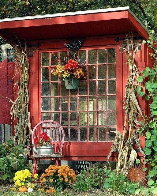 Pinterest Garden Sheds: 1000+ Images About Greenhouses & Garden Sheds On Pinterest