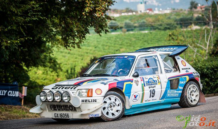 https://flic.kr/p/gLzzza | Peugeot 205 T16 | www.didofoto.it