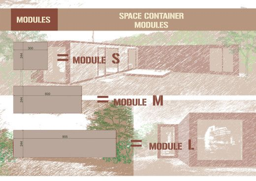 DOTAZIONI STANDARD - Pavimenti e pareti in materiali diversi - Serramenti in alluminio, con vetri di sicurezza - Impianto elettrico e di illuminazione - Impianto di riscaldamento e condizionamento - Coibentazione interna DIMENSIONI MODULI Modulo taglia S - Misure: 2.44 x 3m Modulo taglia M - Misure: 2.44 x 6m Modulo taglia L - Misure: 2.44 x 9.05m SOLUZIONI ECONOMICHE Acquisto o Noleggio