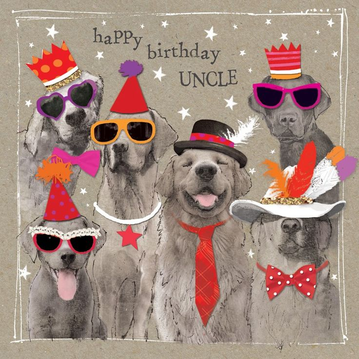 The 25+ Best Happy Birthday Uncle Ideas On Pinterest