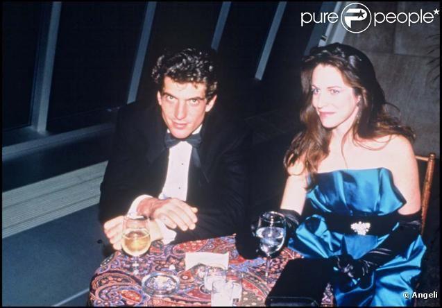 4John John Kennedy et Christina Haag, octobre 1987