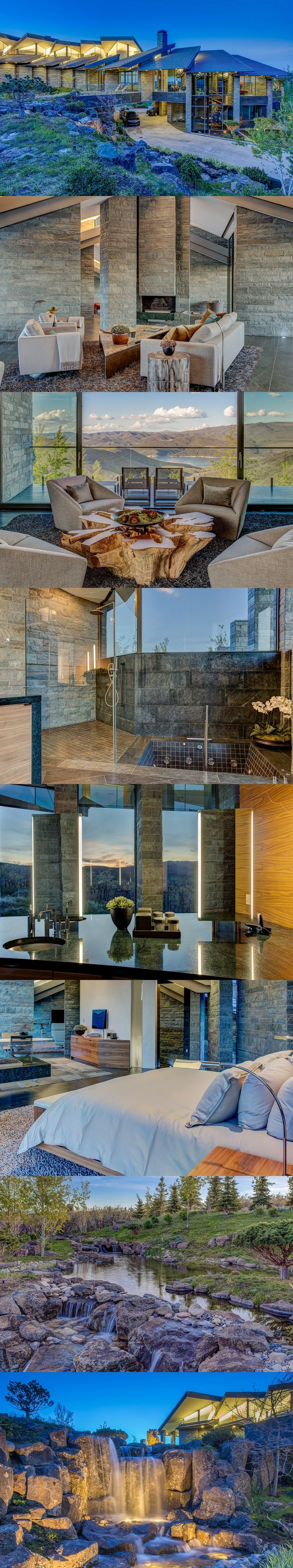 CASCADE – Architecture by Wallace Cunningham