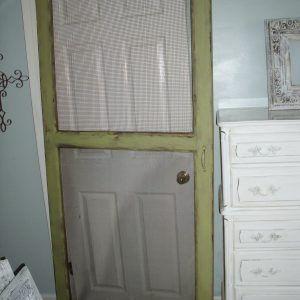 Old Vintage Screen Doors