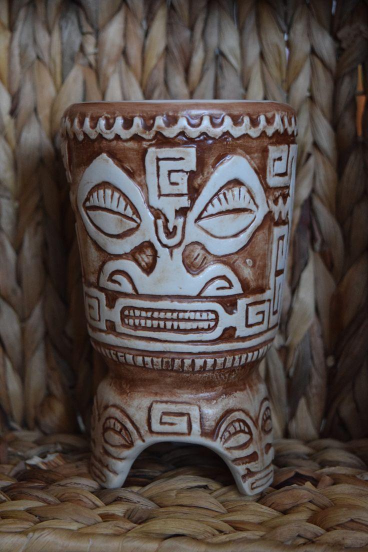 https://flic.kr/p/P1vjvK | Trader Vic's Marquesan Drum