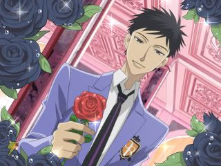 Mori from Ouran High School Host Club (Image taken from the DS game)