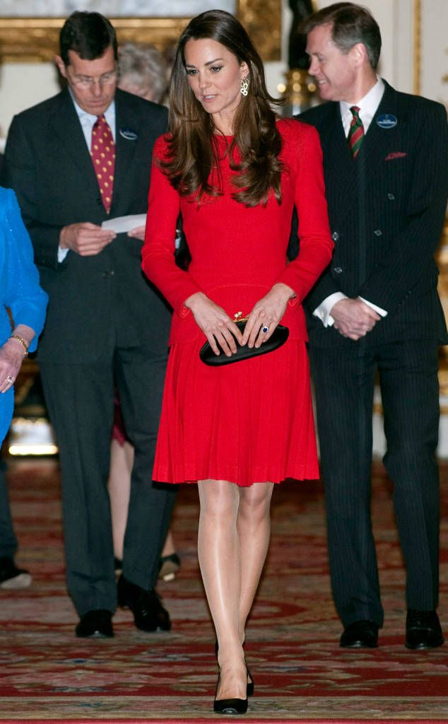 Red-dy Or Not from Kate Middleton's Best Looks