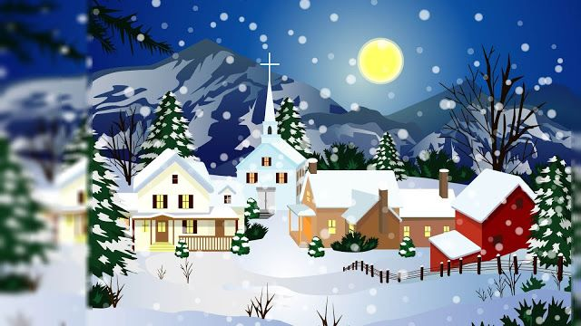 # 11 Merry Christmas Wallpaper HD Images Download In High Resolution