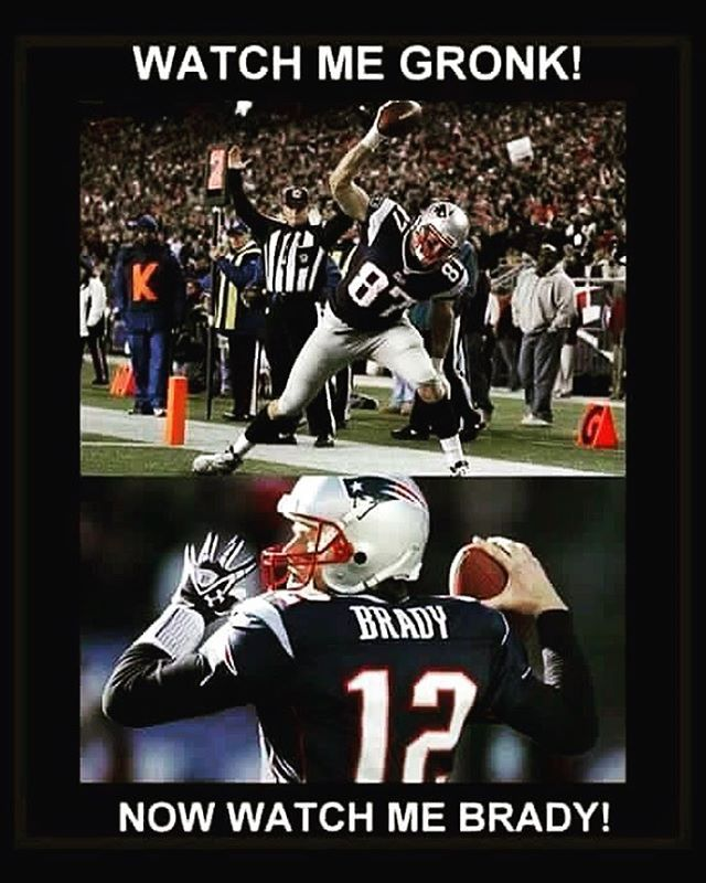 Now watch me Gronk!! Now watch me Brady! Top team in the NFL! #patsnation #patriotsnation #futuresuperbowlchamps again
