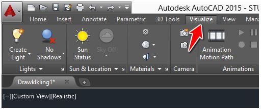 Autocad-3D-Modeling