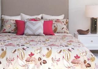 Addison Moss Duvet Cover Available in 4 Sizes