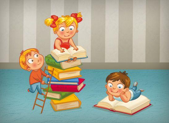 10 valores para trabajar a través de la lectura | El Blog de Educación y TIC