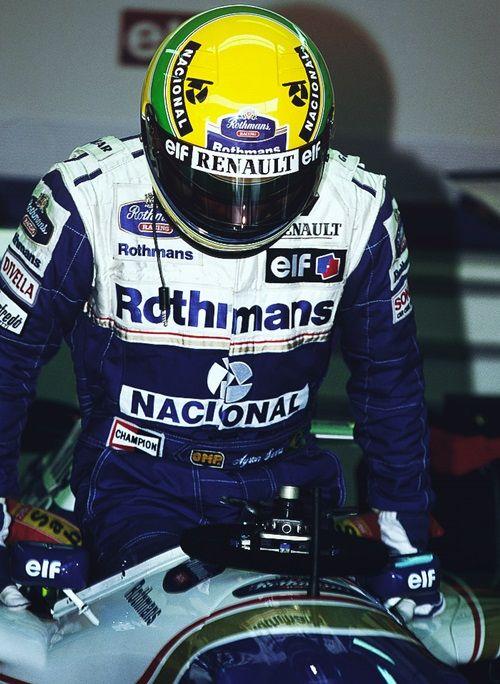Ayrton Senna (Williams)