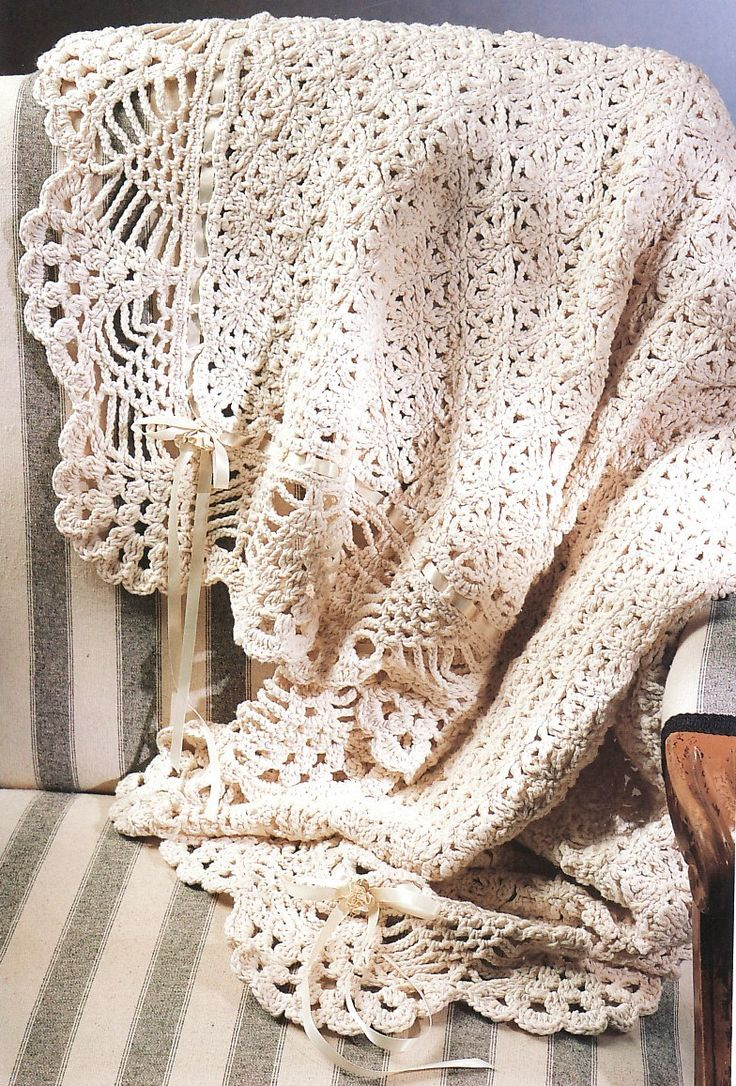 30 best Handmade blankets images on Pinterest | Crocheted blankets ...