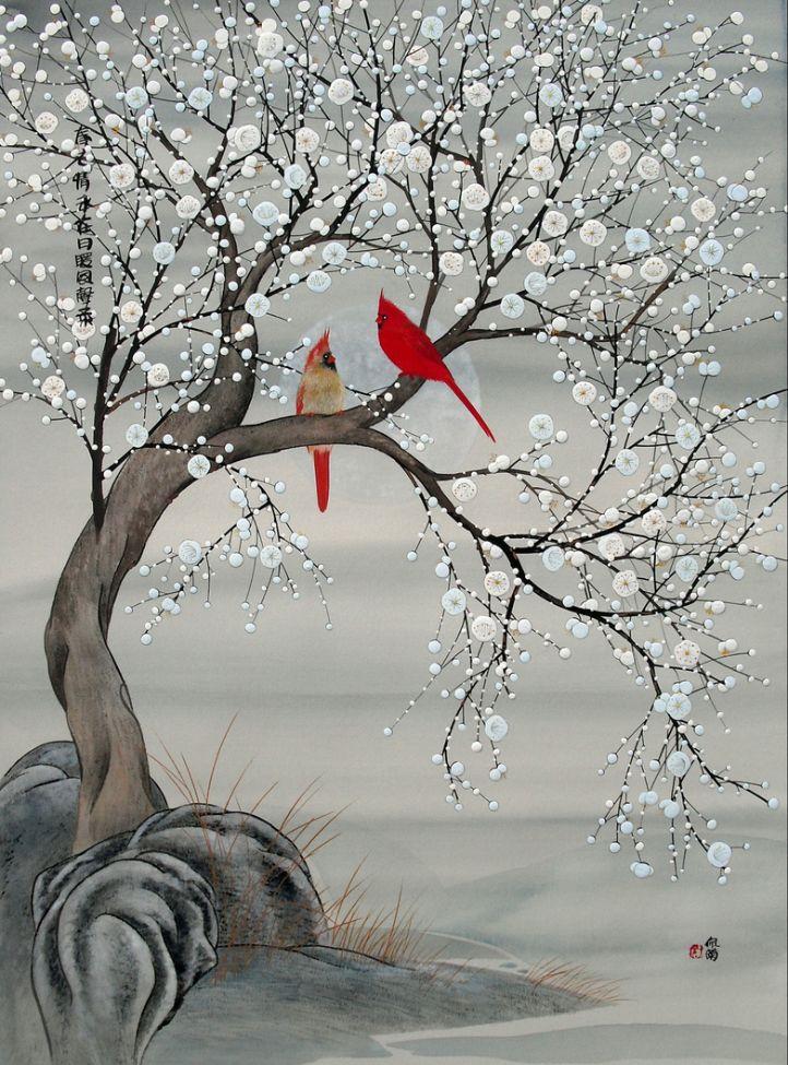 - Главная | картины акрилом in 2019 | Watercolor art, Acrylic painting techniques, Pattern art