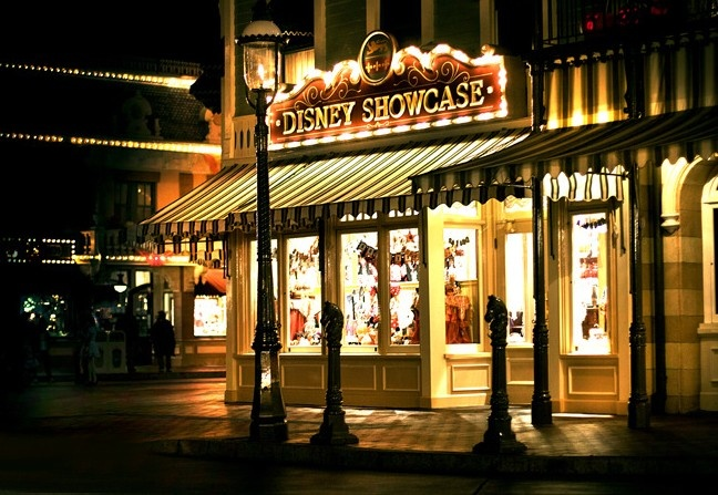 Make your store shine at night to generate interest for the next day