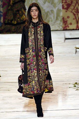 Kenzo Fall 2005 Ready-to-Wear Collection Photos - Vogue