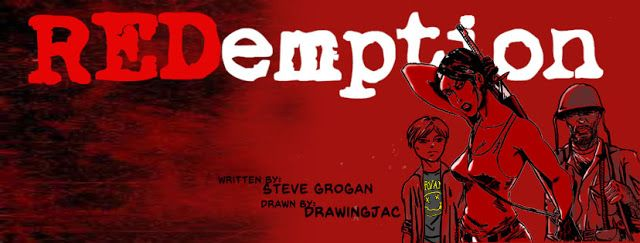 REDemption - postapocalyptic webcomic - Me and My Crazy Mind
