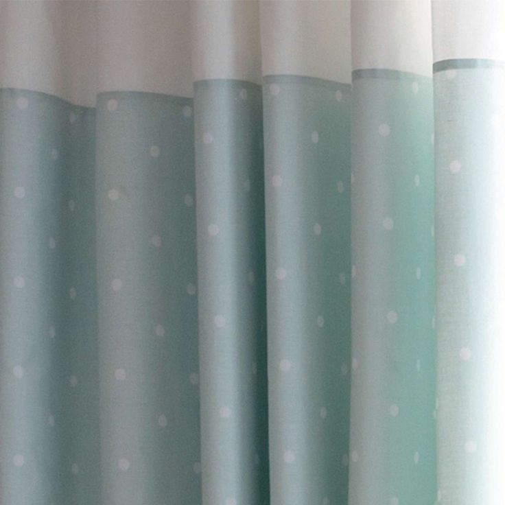 http://www.dunelm.com/product/duck-egg-country-spot-thermal-pencil-pleat-curtains-1000037545