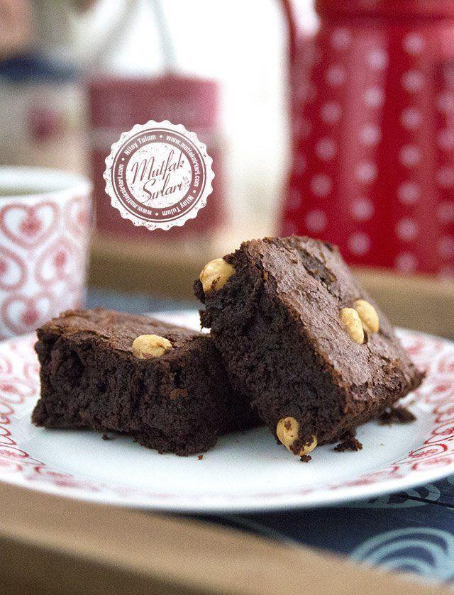 Bol Çikolatalı Brownie #brownie