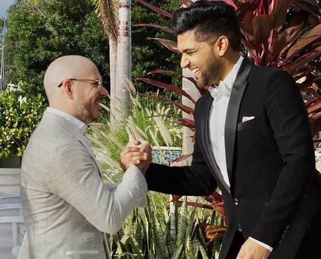 Guru Randhawa S Spanish Song With Pitbull Set To Drop Soon In 2020 Spanish Songs Songs American Singers