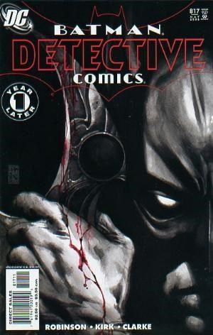 DETECTIVE COMICS #817 -