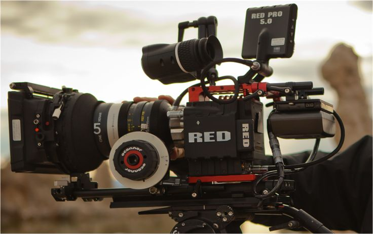 'MASTERY' Vincent LaForet's RED Epic is a filmmaker's dream camera. It is the lamborghini is cameras and if you truly want to be the best at what you do. This should be your goal as a filmmaker to acquire one of these cameras.