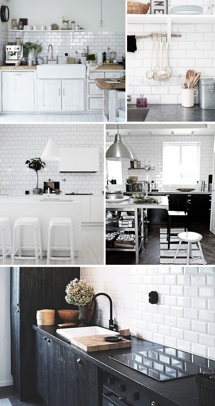 34 best kitchen images on pinterest kitchen ideas home for Metro tiles kitchen ideas