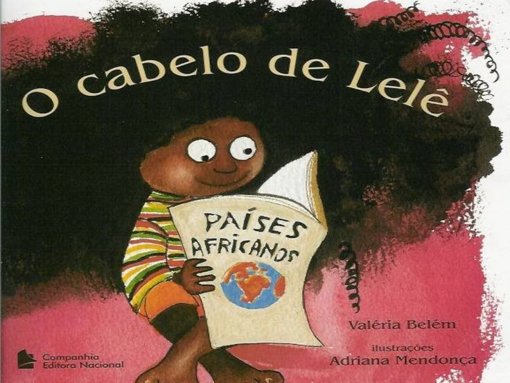 24 best historias images on pinterest childrens books literature o cabelo de lele by nysa taboada via slideshare fandeluxe Image collections