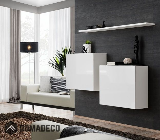 Modern wall units | living room wall units | contemporary wall units ...
