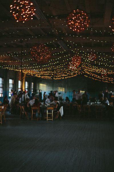 The Event Light Pros The Portland Company Wedding Wedding Venue Pinterest