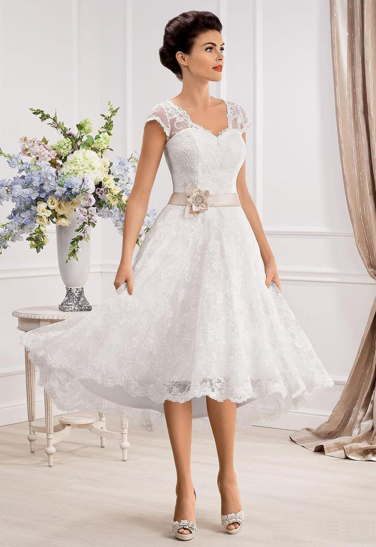 knee-length-wedding-dresses