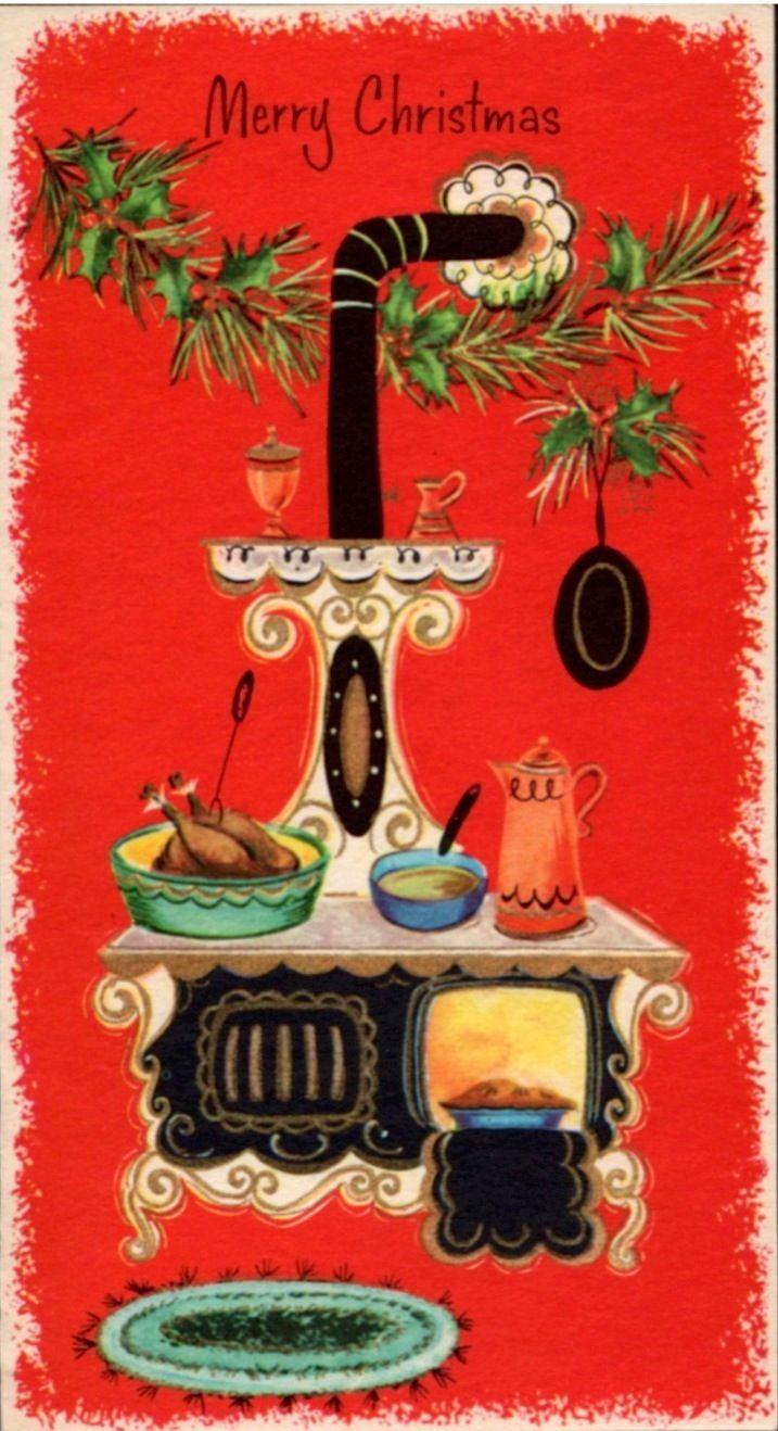 6400 besten Vintage Cards Bilder auf Pinterest | Vintage weihnachten ...
