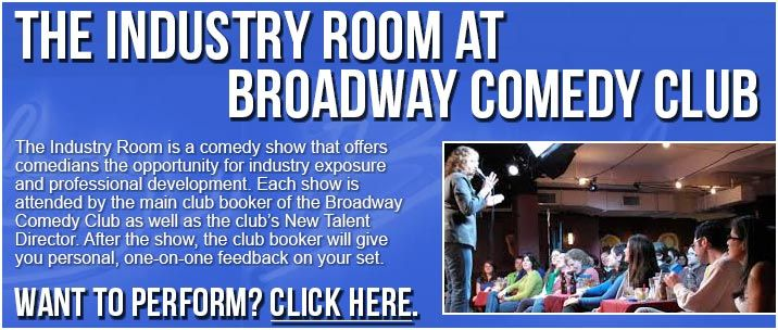 Broadway Comedy Club NYC Standup Comedy Club New York