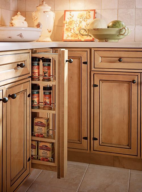 21 best images about the kraftmaid bath on pinterest for Extra kitchen storage