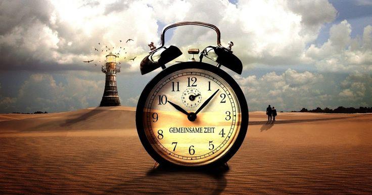 Timp încremenit