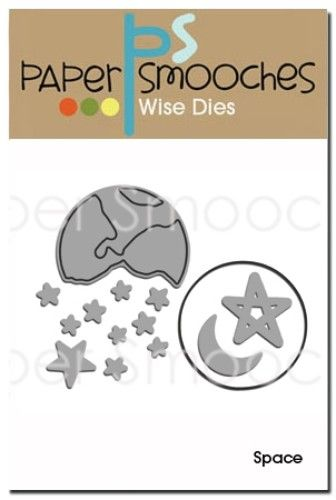 Papersmooches Dies - Space | Memory Crafts