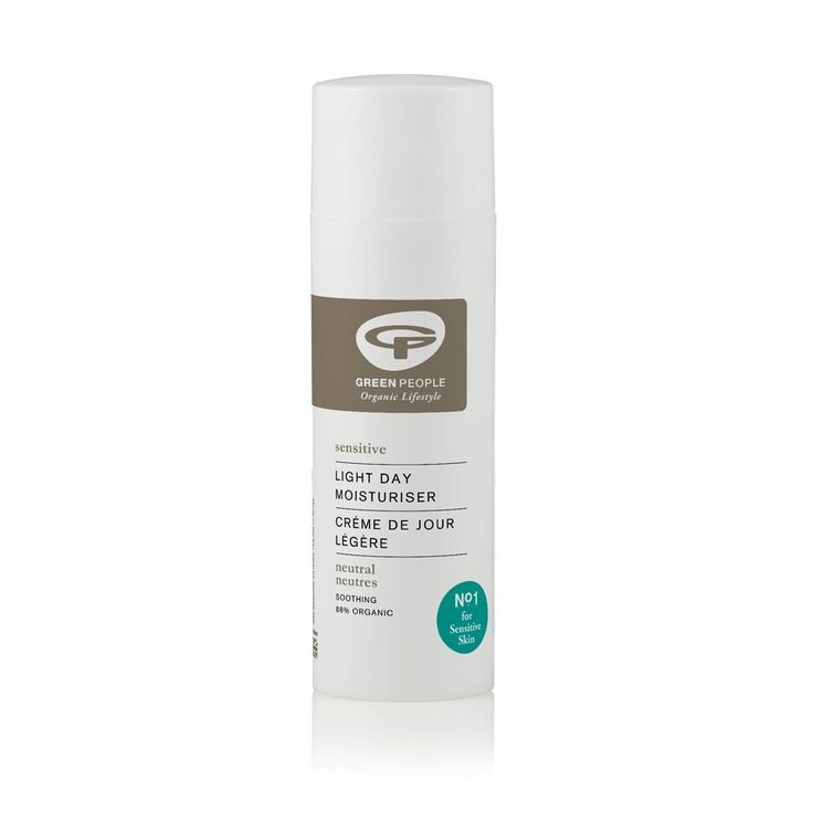 Neutral Light Day Moisturiser 50ml **Does have a BENZYL ALCOHOL**? rest is really natural