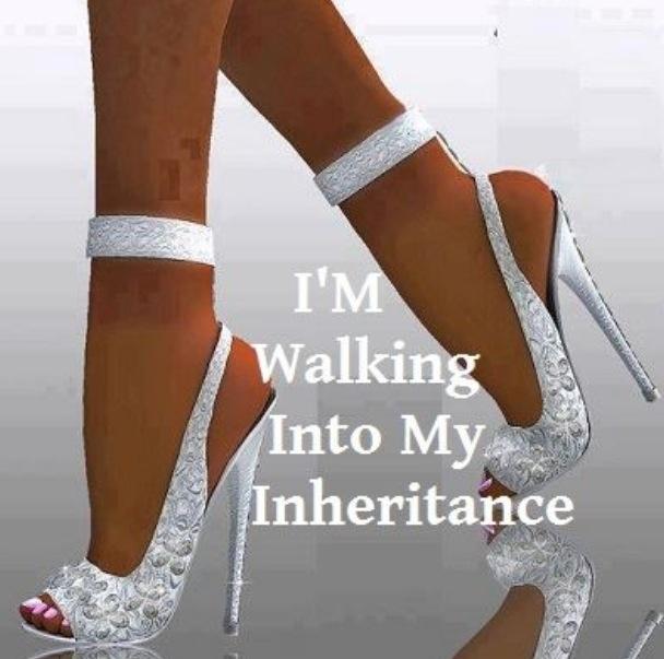 I'm walking!
