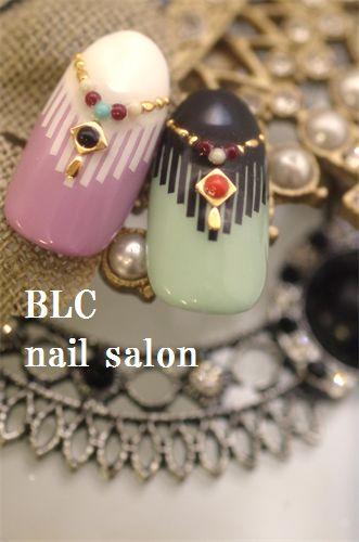 new♪ボヘミアンフリンジ |新潟市中央区万代ネイルサロン~BLC nail salon