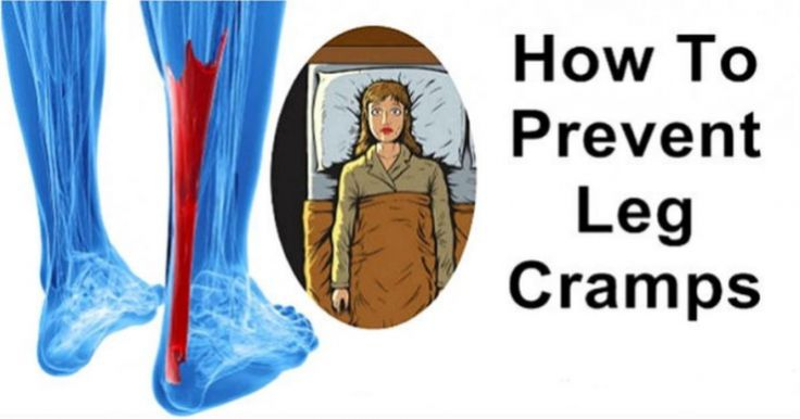 Leg cramps, especially during the night, are very common, and they lead to pain in the feet, calves, and thighs, and discomfort which impairs sleep and the overall health.