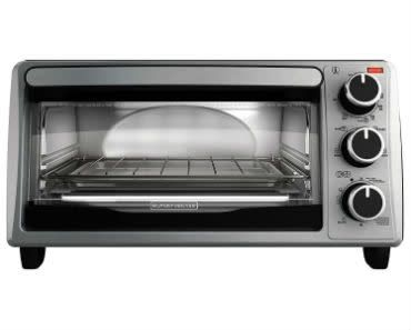 Enter to Win a Black & Decker 4-Slice Toaster Oven - Ends February 27th at Midnight