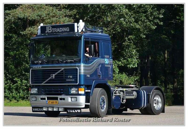 Volvo F 16.JB Trading
